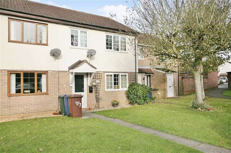 3 Bedrooms Terraced House for sale in Amberley Court, Banbury, Oxfordshire, OX16