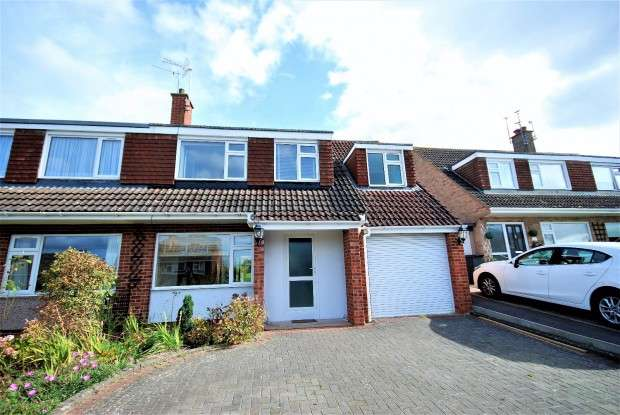 5 Bedrooms Semi Detached House for sale in Ashford Gardens, Whitnash, Leamington Spa, CV31