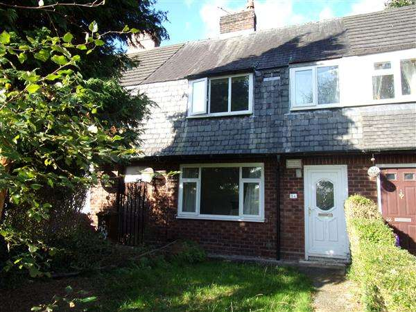 3 Bedrooms Terraced House for sale in Mersey Crescent, West Didsbury, Manchester