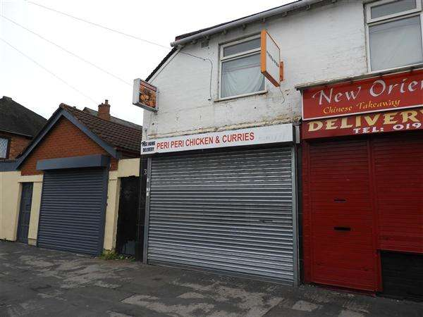 Commercial Property for rent in Beeches Road, Bloxwich