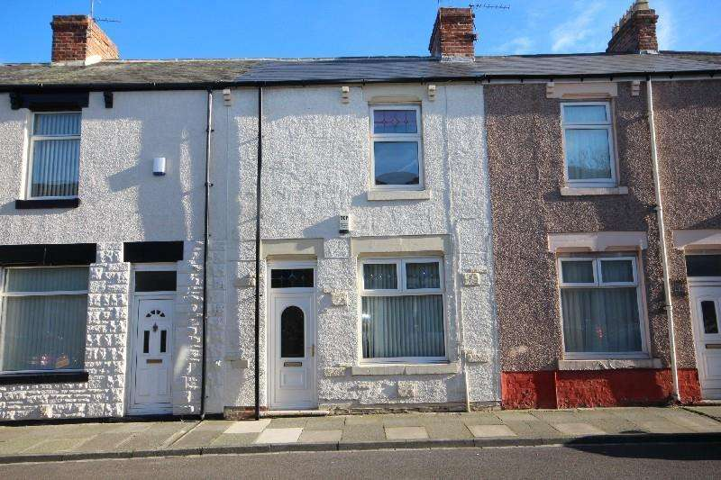 2 Bedrooms Terraced House for sale in Welldeck Road, Hartlepool