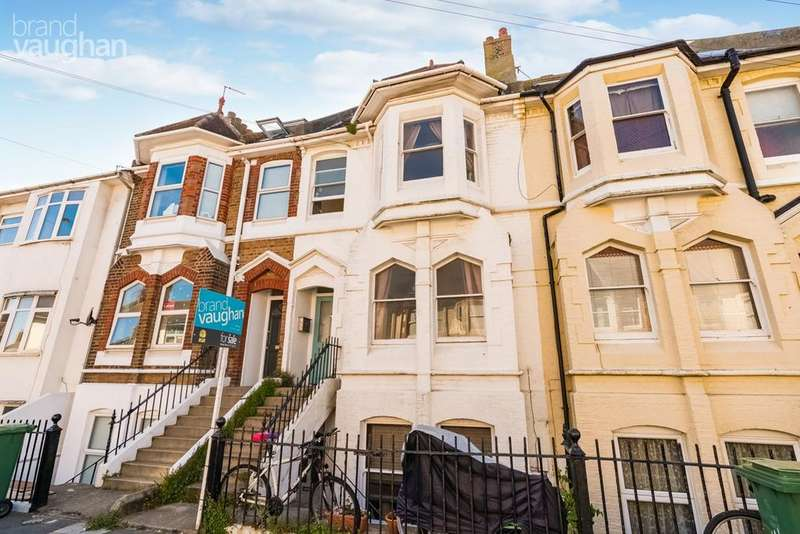 3 Bedrooms Maisonette Flat for sale in Rugby Place, Brighton, BN2