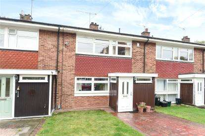 3 Bedrooms Terraced House for sale in St. Giles Close, Farnborough Village, Kent