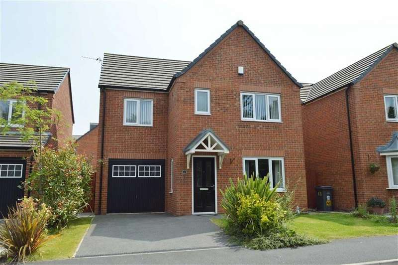 4 Bedrooms Detached House for sale in Magazine Road, CH62