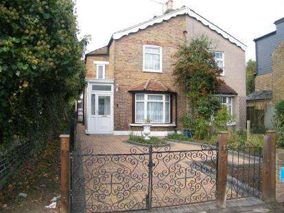 2 Bedrooms Semi Detached House for sale in Wanstead, London