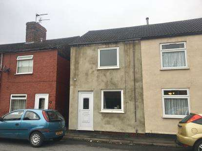2 Bedrooms Semi Detached House for sale in Duke Street, Boston, Lincs, England
