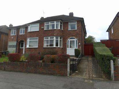 3 Bedrooms Semi Detached House for sale in Fielding Road, Birstall, Leicester, Leicestershire