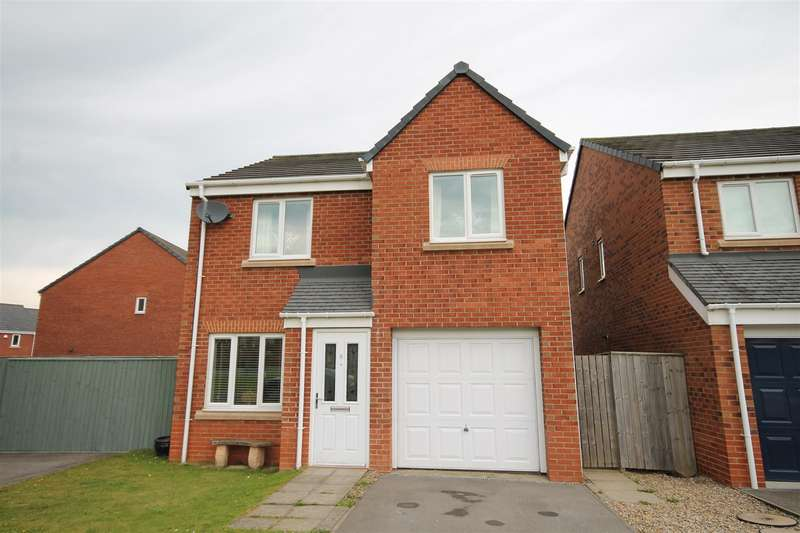 3 Bedrooms Detached House for sale in Cavell Drive, Bowburn, Durham