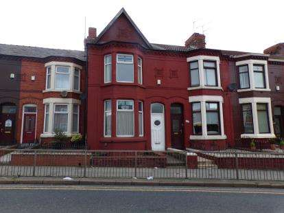 3 Bedrooms Terraced House for sale in Walton Lane, Walton, Liverpool, Merseyside, L4