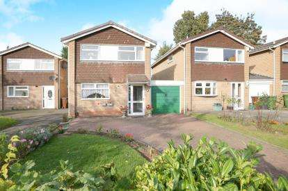 3 Bedrooms Link Detached House for sale in Oak Street, Merridale, Wolverhampton, West Midlands
