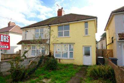 2 Bedrooms Semi Detached House for sale in Fisher Road, Kingswood, Bristol, South Gloucestershire