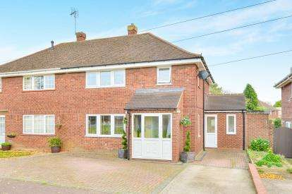 3 Bedrooms Semi Detached House for sale in Newton Road, Bletchley, Milton Keynes