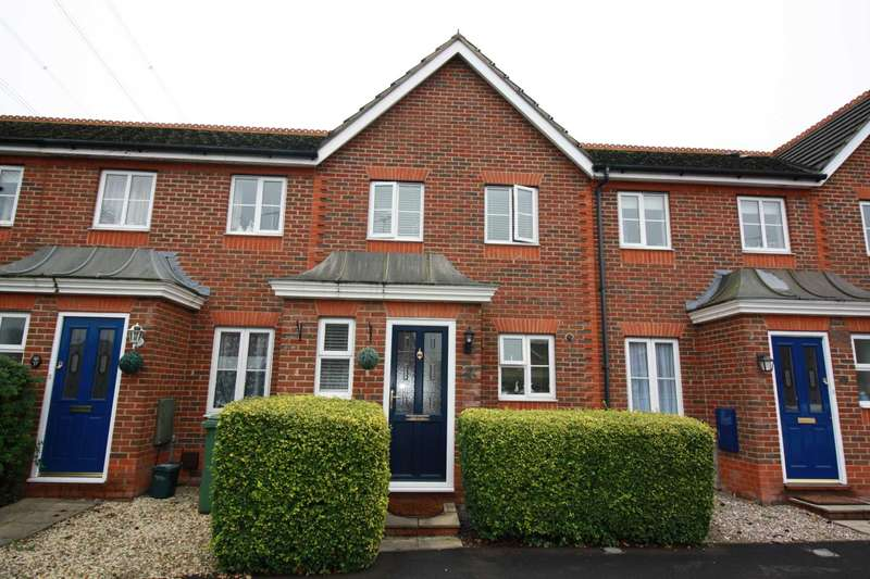 2 Bedrooms Terraced House for sale in Ashburn Place, Didcot