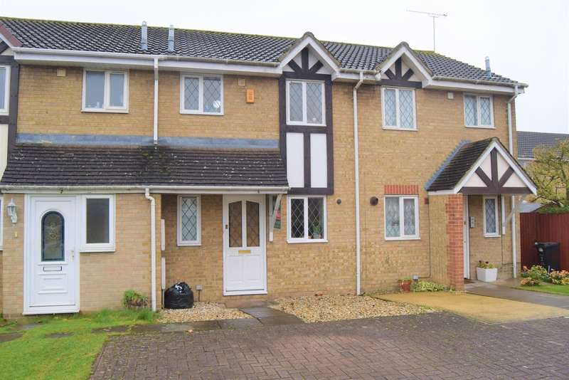 2 Bedrooms Terraced House for sale in Farriers Close, Stratton
