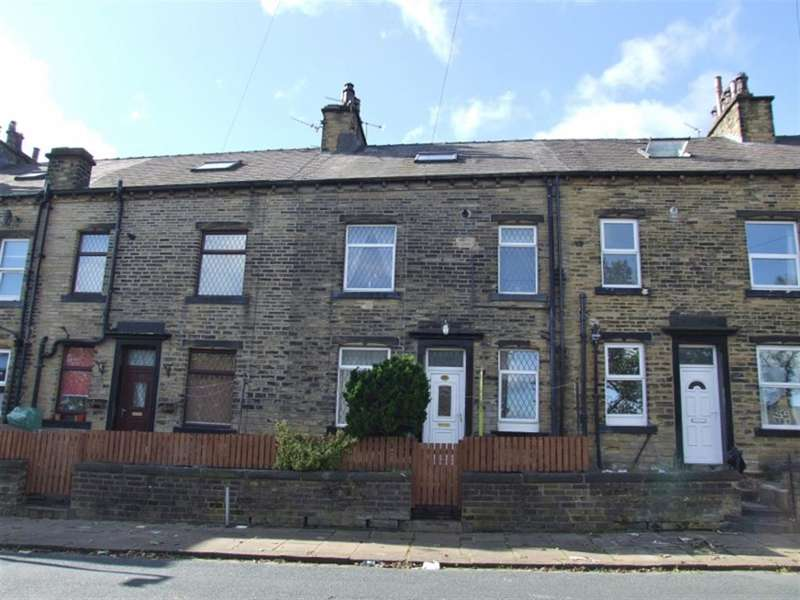 2 Bedrooms Terraced House for sale in Stanley Road, Halifax, HX1 3QZ