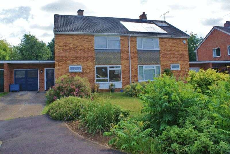 3 Bedrooms Property for sale in Arnside Close, Twyford