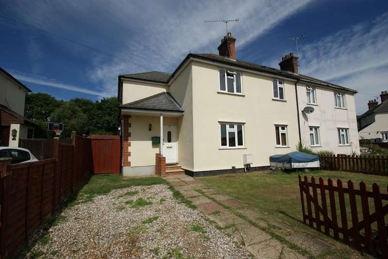 3 Bedrooms Semi Detached House for sale in Pemberton Avenue, Ingatestone, Essex, CM4