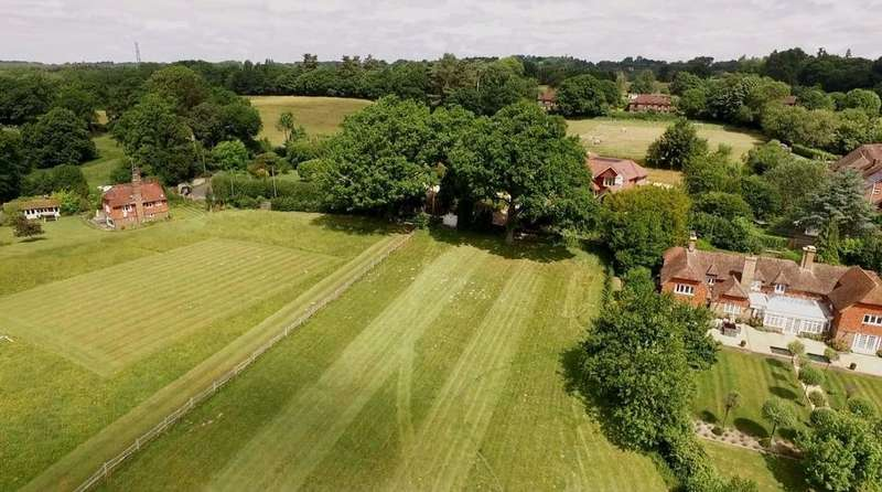 Land Commercial for sale in Lodge Lane Bolney West Sussex RH17