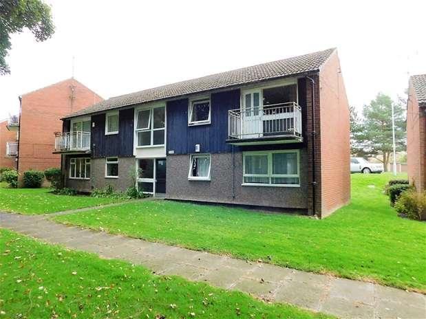 1 Bedroom Flat for sale in Cliffe Gardens, Shipley