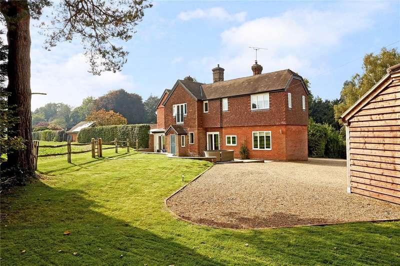 4 Bedrooms House for sale in Forge Road, Eridge Green, Tunbridge Wells, East Sussex, TN3