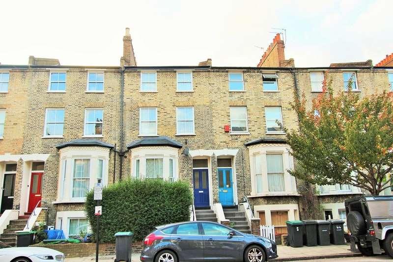 2 Bedrooms Flat for sale in Woodstock Road, London, London, N4