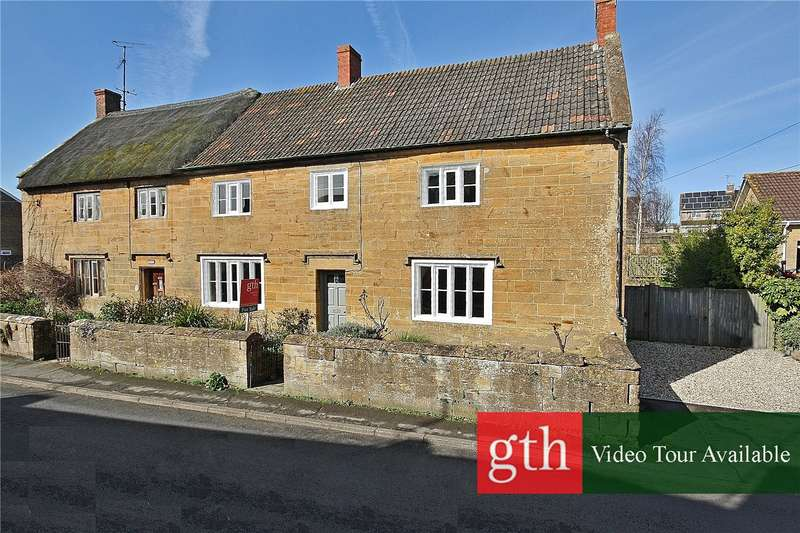 4 Bedrooms House for sale in Lower Street, Merriott, Somerset, TA16