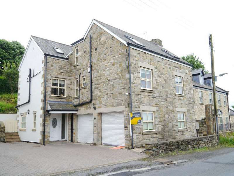 4 Bedrooms Detached House for sale in Military Road, Heddon-On-The-Wall, Northumberland