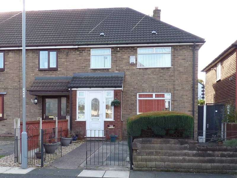 3 Bedrooms Terraced House for sale in Greenfield Drive, Huyton, Liverpool