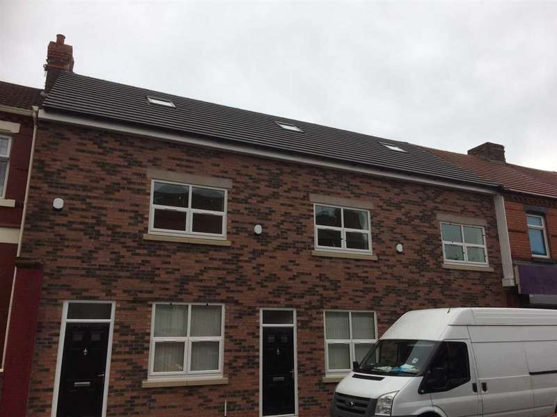 4 Bedrooms Terraced House for sale in 193, 195 and 197, Walton Village, Liverpool