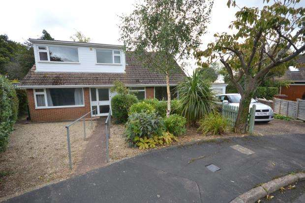 4 Bedrooms Detached Bungalow for sale in Bindon Road, Exeter, Devon