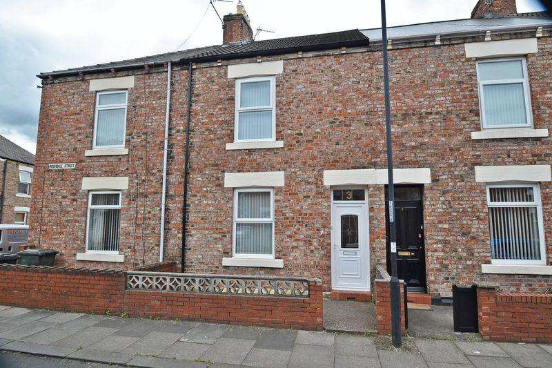 3 Bedrooms Terraced House for sale in Rochdale Street, Wallsend
