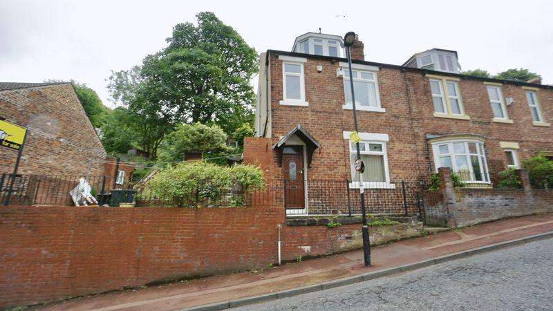 4 Bedrooms Semi Detached House for sale in BURNVILLE Heaton
