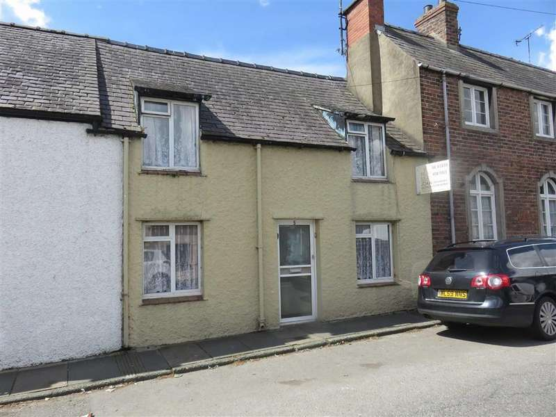2 Bedrooms Terraced House for sale in Wexham Street, Beaumaris