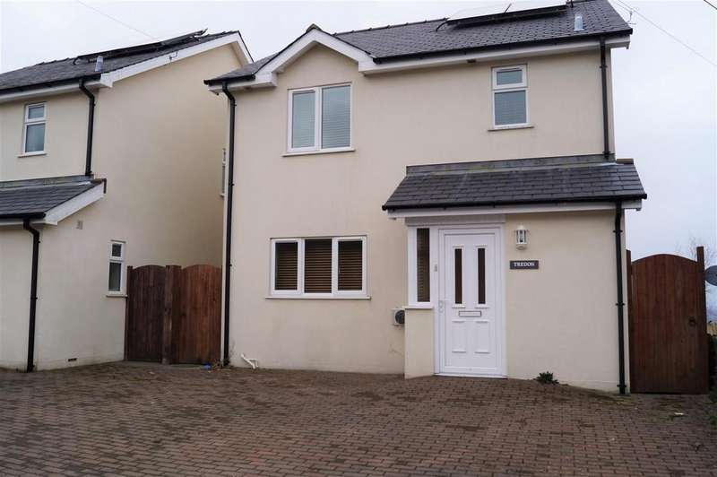 3 Bedrooms Detached House for sale in Rhosgadfan, Caernarfon
