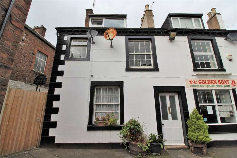 3 Bedrooms End Of Terrace House for sale in CA11 7XD Queen Street, PENRITH, Cumbria