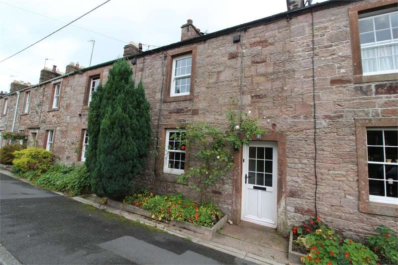 2 Bedrooms Cottage House for sale in CA11 0UG Rose Cottage, 7 Icold Road, Greystoke, PENRITH, Cumbria