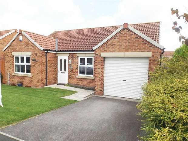 3 Bedrooms Detached Bungalow for sale in The Ridings, Middlesbrough, North Yorkshire