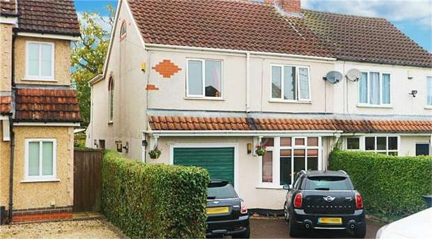 3 Bedrooms Semi Detached House for sale in Cromwell Lane, Coventry, Warwickshire