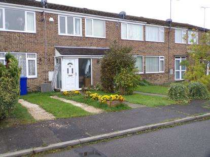 3 Bedrooms Terraced House for sale in Winston Crescent, Brackley, Northamptonshire, Uk