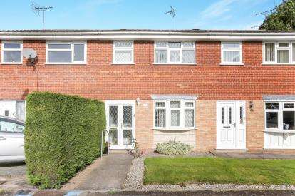 3 Bedrooms Terraced House for sale in Sedgefield Grove, Perton, Wolverhampton, West Midlands