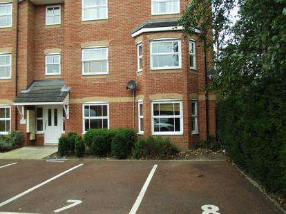 House for sale in Hertford Apartments, Templeton Drive, Warrington, Cheshire
