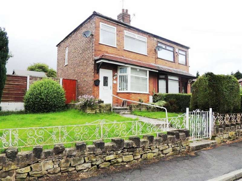 3 Bedrooms Semi Detached House for sale in Ashfield Drive, Newton Heath, Manchester