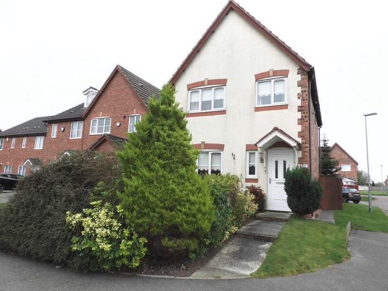 3 Bedrooms Detached House for sale in Yoxall Drive, Littledale