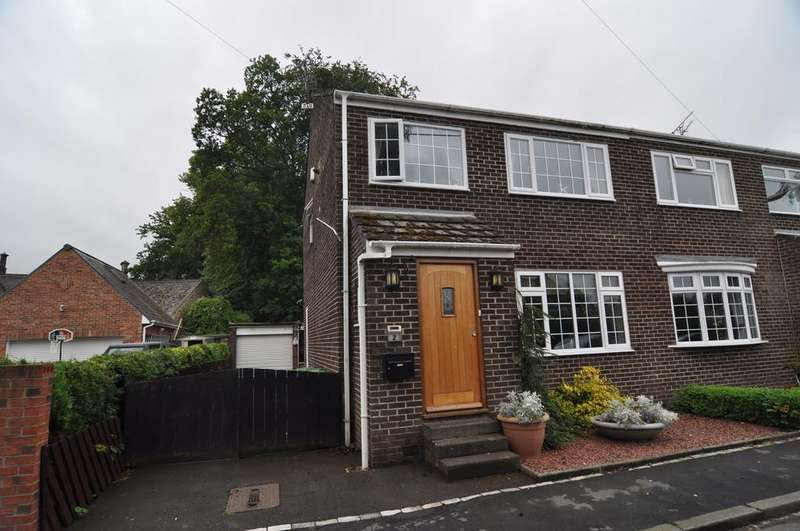 3 Bedrooms Semi Detached House for sale in Hagg Lane, Byers Green DL16