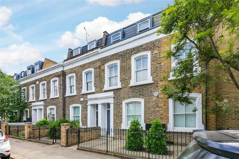 4 Bedrooms Terraced House for sale in Battersea Church Road, London