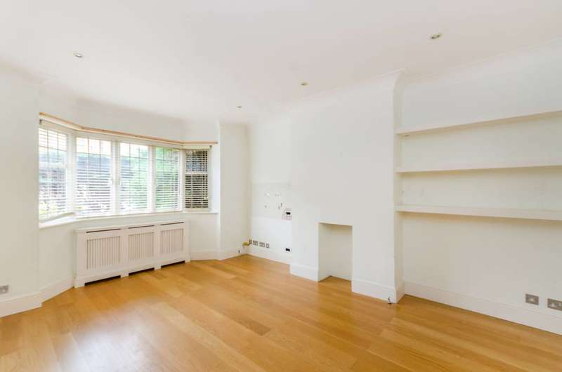 2 Bedrooms Flat for sale in Holmdale Road, West Hampstead, NW6
