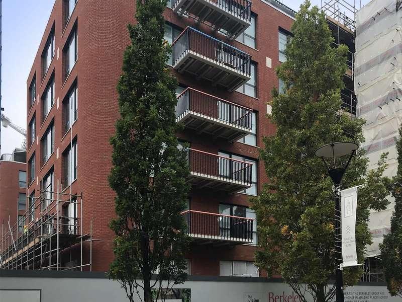 1 Bedroom Flat for sale in Royal Arsenal Riverside, Woolwich, SE18