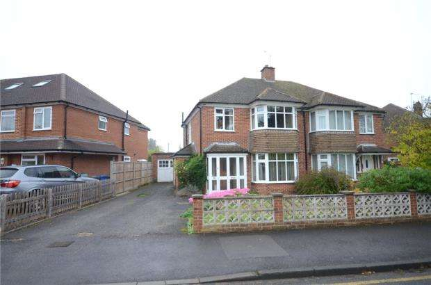 3 Bedrooms Semi Detached House for sale in Farm Road, Maidenhead, Berkshire