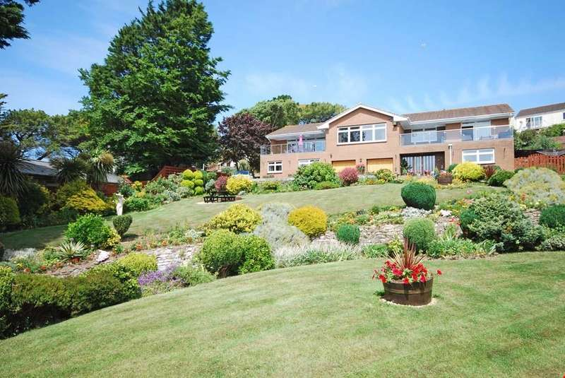 5 Bedrooms Detached House for sale in Beside The Gannel, Newquay, Cornwall, TR7