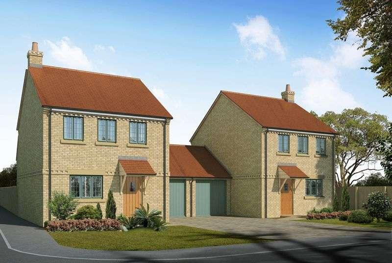 3 Bedrooms Property for sale in Woodlands Place, Eynsham